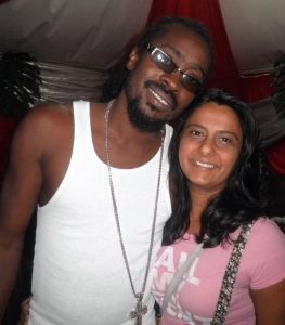 beenie man & reshma b - sumfest 2011