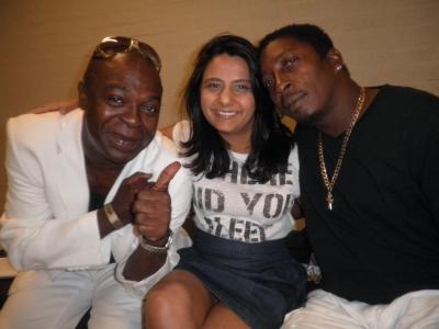 chaka demus & pliers and reshma b - rotterdam reggae festival