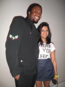 duane stephenson & reshma b - rotterdam reggae festival
