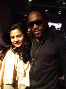 wayne marshall & reshma b