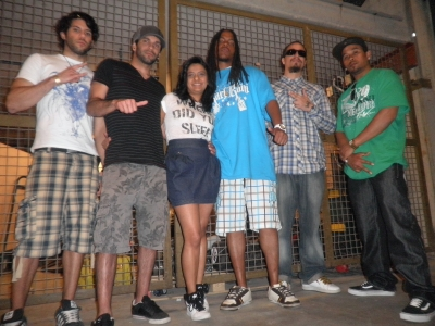punky donch & reshma b - rotterdam reggae festival