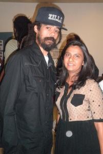 damian marley & reshma b