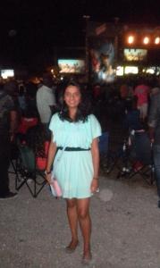 reshma b at sumfest 2011