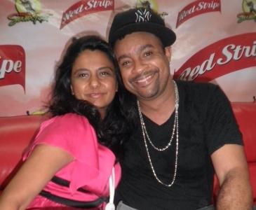 reshma b and shaggy