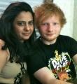 ed sheeran & reshma b