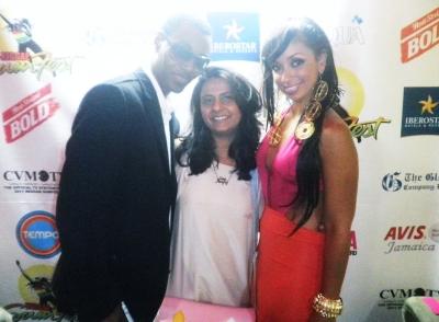 wayne wonder, mya & reshma b - sumfest 2011
