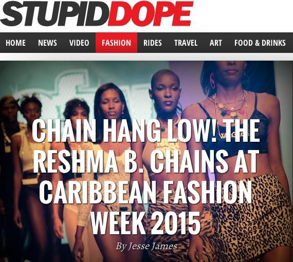 StupidDOPE CFW ReshmaBchains