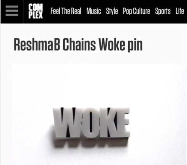 reshmaB Chains woke complex